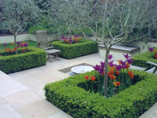 Islamic Gardens 1 Fancy Project On